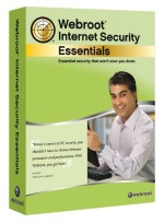 WEBROOT INTERNET SECURITY ESSENTIALS